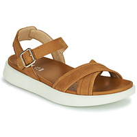 Cipők Női Szandálok / Saruk Geox D XAND 2S B Konyak
