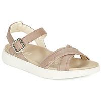 Cipők Női Szandálok / Saruk Geox D XAND 2S B Bézs