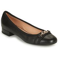 Cipők Női Balerina cipők  Geox D WISTREY D Fekete