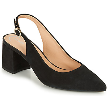Cipők Női Félcipők Geox D BIGLIANA A Fekete