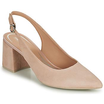 Cipők Női Félcipők Geox D BIGLIANA A Bézs
