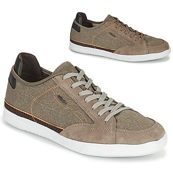 Cipők Férfi Rövid szárú edzőcipők Geox U WALEE A Tópszínű