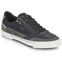 Cipők Férfi Rövid szárú edzőcipők Geox U KAVEN B Tengerész