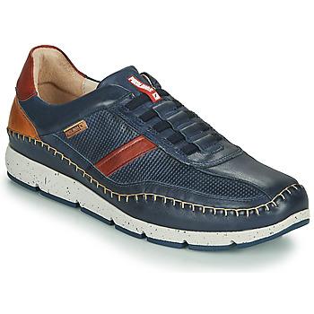 Cipők Férfi Rövid szárú edzőcipők Pikolinos FUENCARRAL M4U Kék