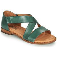 Cipők Női Szandálok / Saruk Pikolinos ALGAR W0X Kék