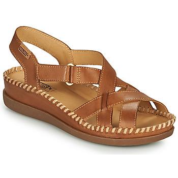 Cipők Női Szandálok / Saruk Pikolinos CADAQUES W8K Barna