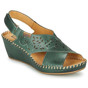Cipők Női Szandálok / Saruk Pikolinos MARGARITA 943 Kék