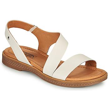 Cipők Női Szandálok / Saruk Pikolinos MORAIRA W4E Fehér