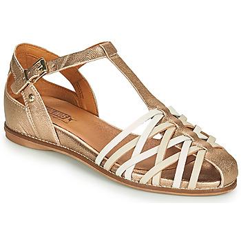Cipők Női Szandálok / Saruk Pikolinos TALAVERA W3D Arany