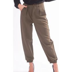 Ruhák Női Chino nadrágok / Carrot nadrágok Fracomina F320WP7001W05201 Színtelen