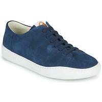 Cipők Férfi Rövid szárú edzőcipők Camper PEU TOURING Kék