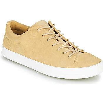 Cipők Férfi Rövid szárú edzőcipők Camper CHASIS Bézs