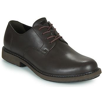 Cipők Férfi Oxford cipők Camper NEUMAN Barna