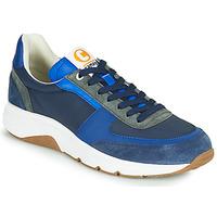 Cipők Férfi Rövid szárú edzőcipők Camper ASIA Kék