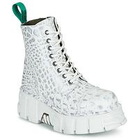 Cipők Csizmák New Rock M-MILI083C-V9 Fehér