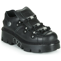 Cipők Oxford cipők New Rock M-233-C3 Fekete