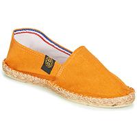 Cipők Gyékény talpú cipők Art of Soule LINEN Narancssárga