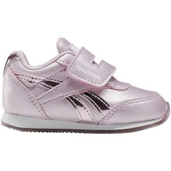 Cipők Gyerek Rövid szárú edzőcipők Reebok Sport Royal Cljog 20 KC Rózsaszín