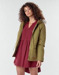 Ruhák Női Kabátok Deeluxe LINA Keki