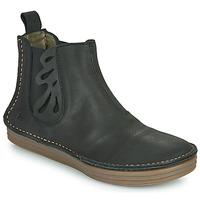Cipők Női Bokacsizmák El Naturalista PLEASENT Fekete