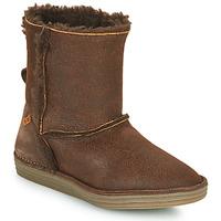 Cipők Női Csizmák El Naturalista LUX Barna