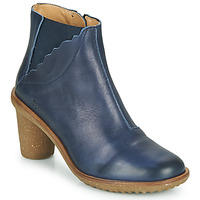 Cipők Női Bokacsizmák El Naturalista IRIS Kék
