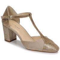 Cipők Női Félcipők Jonak VIMOS Bézs