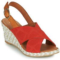 Cipők Női Szandálok / Saruk Pare Gabia NAMEE Narancssárga