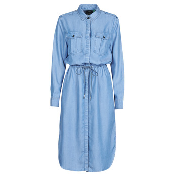 Ruhák Női Hosszú ruhák G-Star Raw Rovic maxi shirt dress ls Lt / Idős