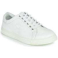 Cipők Női Rövid szárú edzőcipők Pataugas TWIST/N F2F Fehér