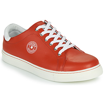 Cipők Női Rövid szárú edzőcipők Pataugas TWIST/N F2F Piros