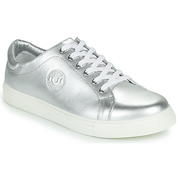 Cipők Női Rövid szárú edzőcipők Pataugas TWIST/N F2F Ezüst
