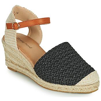Cipők Női Szandálok / Saruk Moony Mood OCUTE Fekete