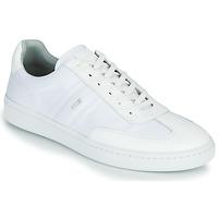 Cipők Férfi Rövid szárú edzőcipők BOSS RIBEIRA TENN NYLT Fehér