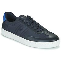 Cipők Férfi Rövid szárú edzőcipők BOSS RIBEIRA TENN NYLT Kék