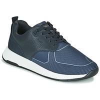 Cipők Férfi Rövid szárú edzőcipők BOSS TITANIUM RUNN TBJQ Kék