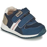 Cipők Fiú Rövid szárú edzőcipők Bisgaard STEVIE Tengerész