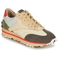 Cipők Női Rövid szárú edzőcipők Bronx MA TRIXX Szürke / Barna / Zöld