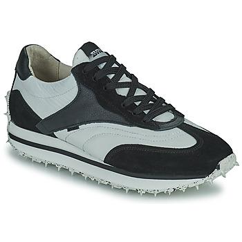 Cipők Női Rövid szárú edzőcipők Bronx MA TRIXX Fekete  / Fehér