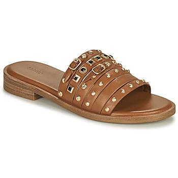 Cipők Női Szandálok / Saruk Bronx THRILL Barna / Arany