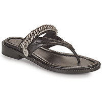 Cipők Női Szandálok / Saruk Bronx NEW THRILL Fekete