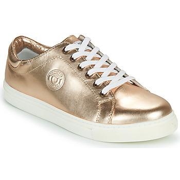Cipők Női Rövid szárú edzőcipők Pataugas TWIST/N F2F Arany