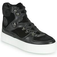 Cipők Női Csizmák Pataugas WISH/VE F4D Fekete