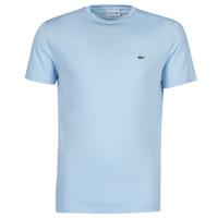 Ruhák Férfi Rövid ujjú pólók Lacoste ALFED Kék