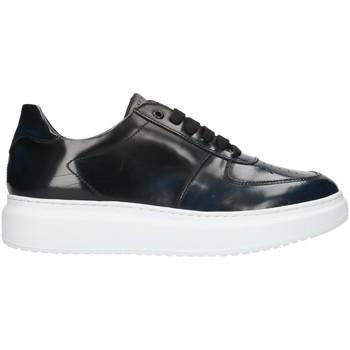Cipők Férfi Magas szárú edzőcipők Exton 956 Blue
