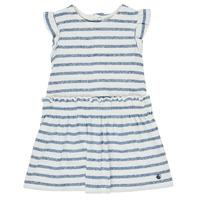 Ruhák Lány Rövid ruhák Petit Bateau MILANAIS Sokszínű