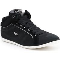 Cipők Női Rövid szárú edzőcipők Lacoste Missano MID W6 SRW 7-27SRW1201024 czarny