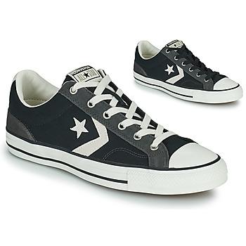 Cipők Rövid szárú edzőcipők Converse STAR PLAYER ALT EXPLORATION OX Fekete  / Szürke