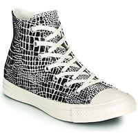 Cipők Női Magas szárú edzőcipők Converse CHUCK TAYLOR ALL STAR DIGITAL DAZE HI Fekete  / Bézs