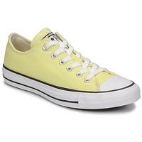 Cipők Női Rövid szárú edzőcipők Converse CHUCK TAYLOR ALL STAR SEASONAL COLOR OX Citromsárga